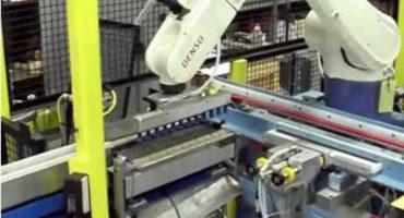 Denso 3 axis robot